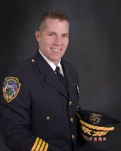 Police Chief Richard Glavosek