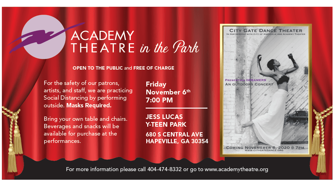 Academy Theatre Nov 6